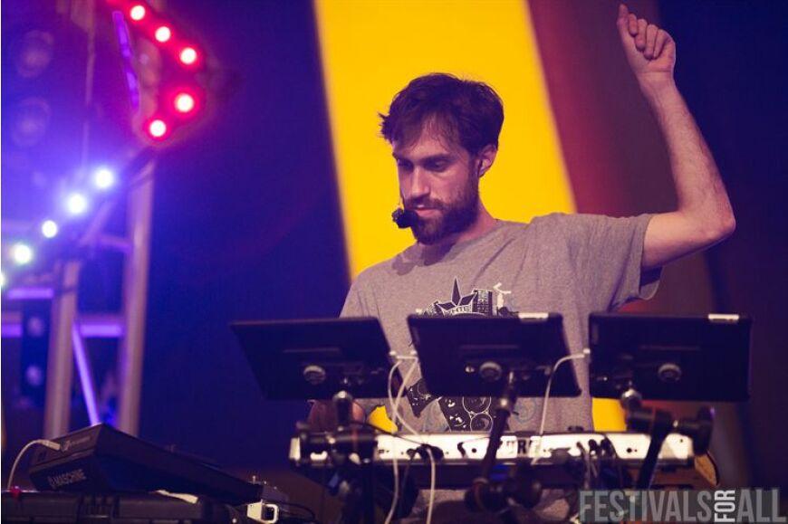 Beardyman at Brownstock 2013