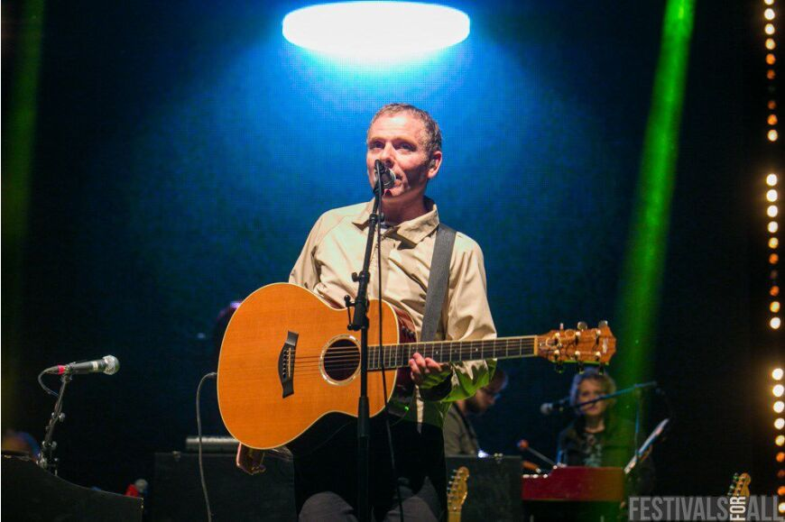 Belle and Sebastian at Festival No 6