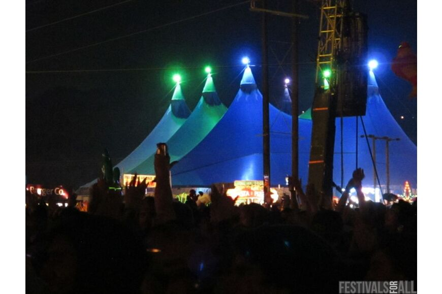 Bestival 2012