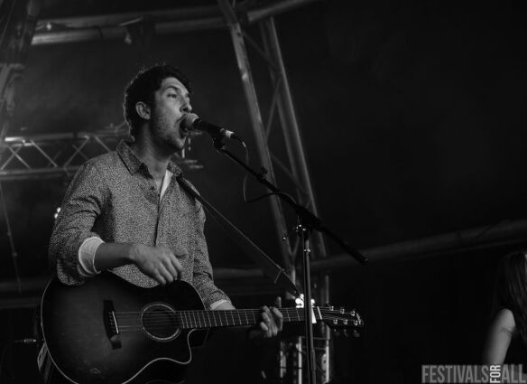 Billy Lockett @ Redfest 2014