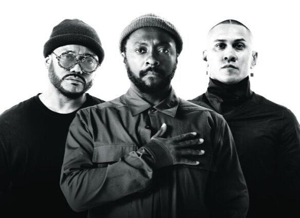 Black Eyed Peas join Robbie Williams at British Summer Time