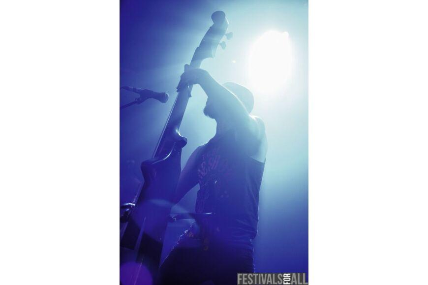 Black Futures at Takedown Festival 2014