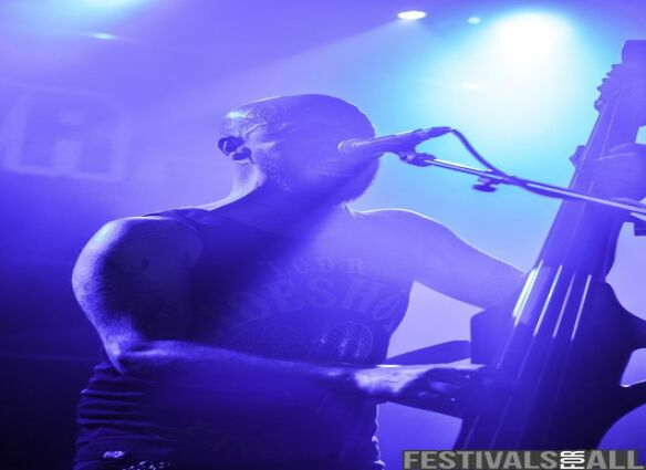 Black Futures at Takedown Festival 2014