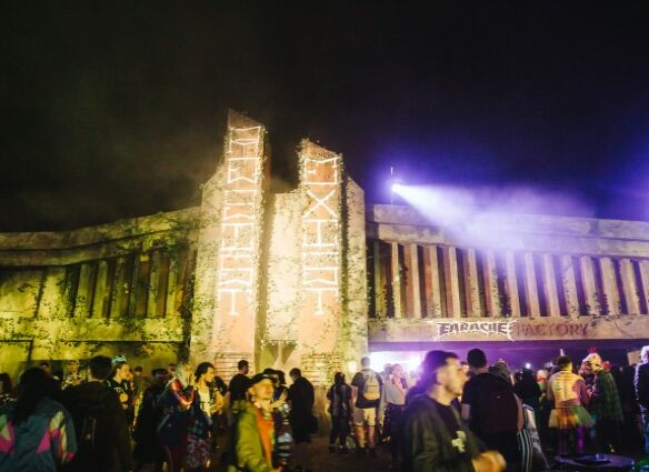Boomtown announces punk, ska and metal line up for Diss-order Alley