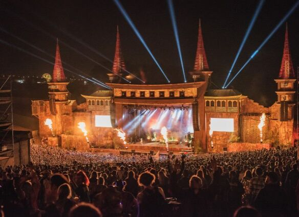 BoomTown's full reggae, dub, roots and sound systems line-up