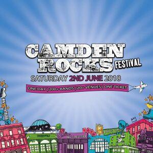 Camden Rocks 2018