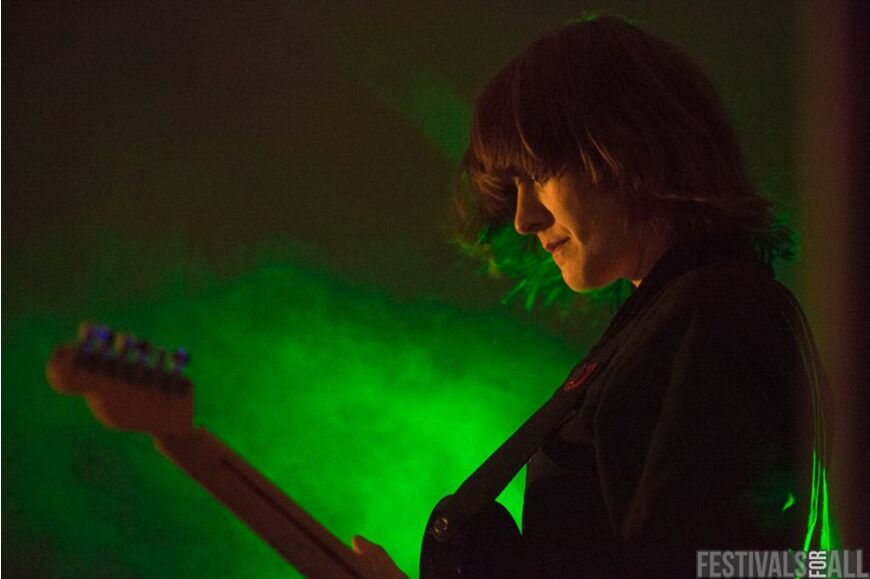 Cate Le Bon at Festival No 6 2014
