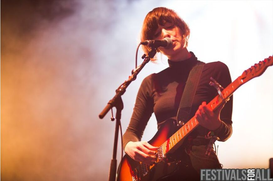 Cate Le Bon at Festival No 6