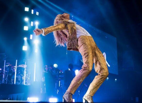 Celine Dion to headline British Summer Time