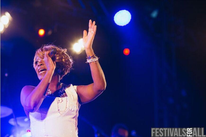 Chic at Festival No 6 2013