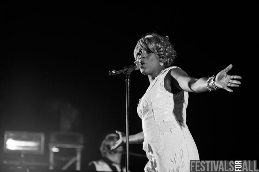 Chic at Festival No 6 2013