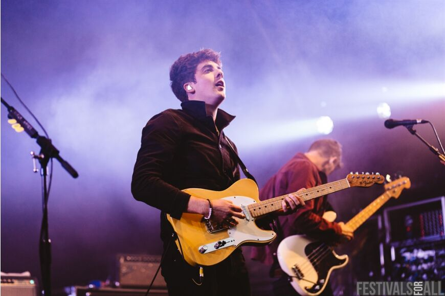 Circa Waves at LeeFest