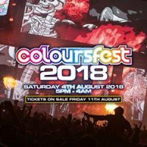Coloursfest 2018