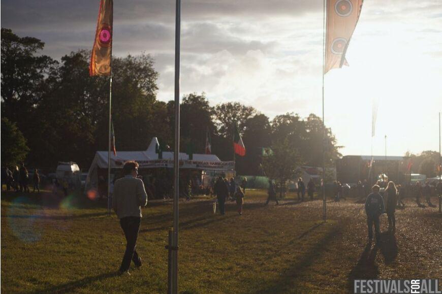 Cornbury 2012