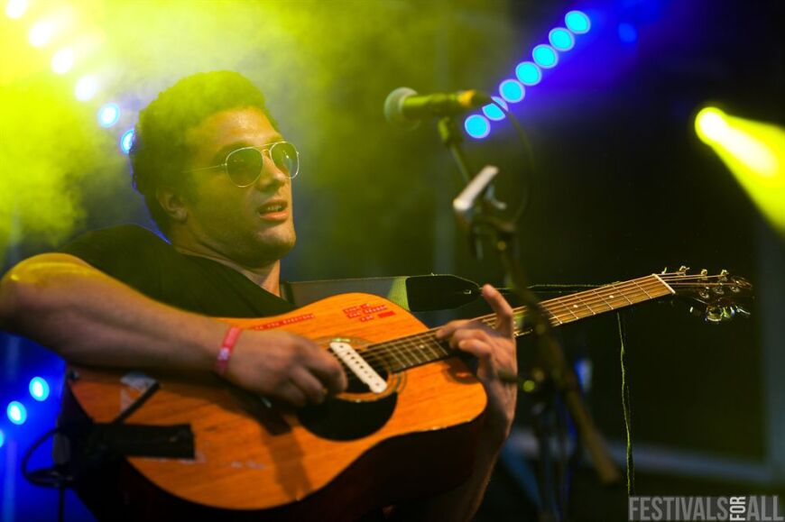 Cosmo Jarvis at Brownstock 2012