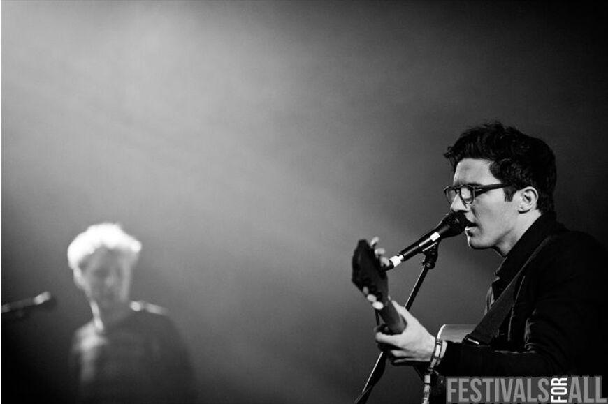 Dan Croll at Festival No 6 2013