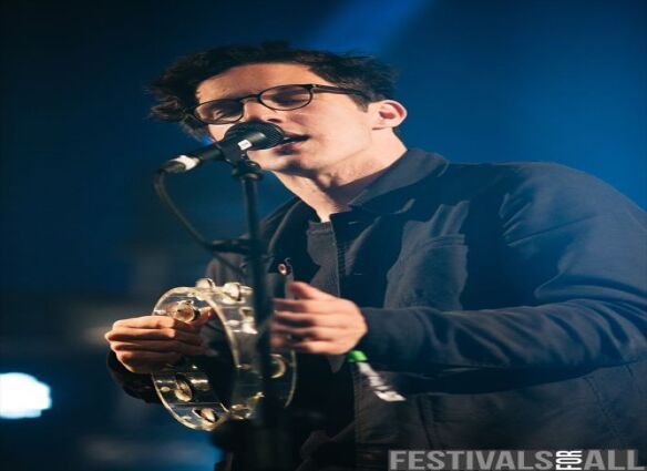 Dan Croll at Festival No 6 2013
