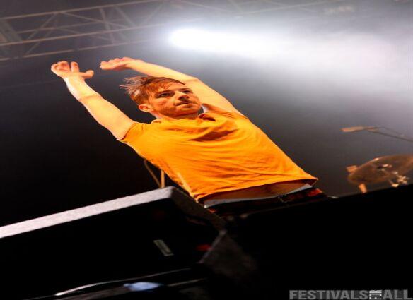 Dananananaykroyd at Leeds Festival 2011