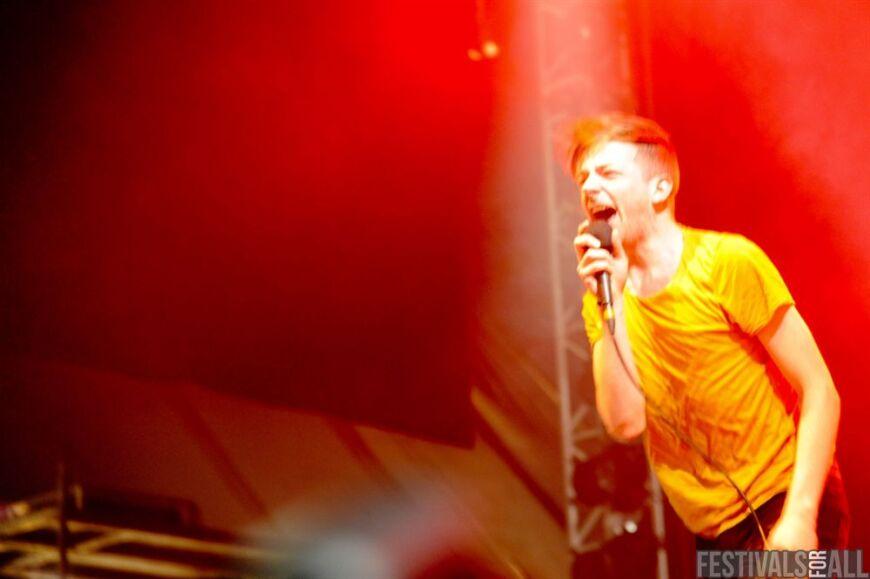 Danananananaykroyd at Leeds Festival 2011