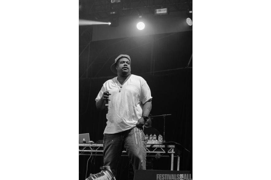 De La  Soul @ Y Not Festival 2014