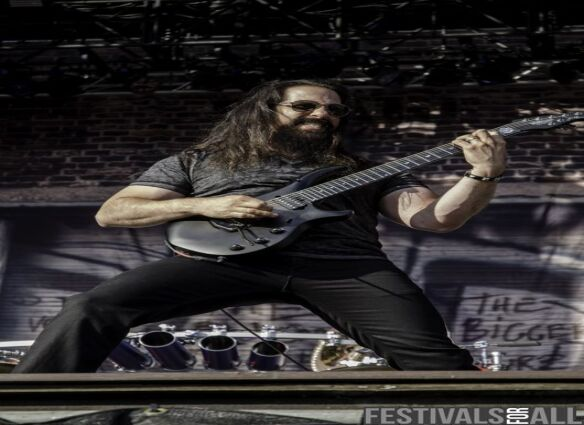 Dream Theater at Sonisphere Festival 2014