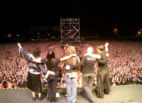 dream theater - chile2005
