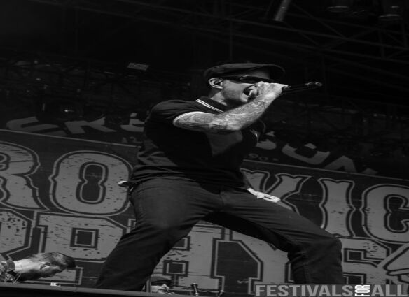 Dropkick Murphys at Sonisphere