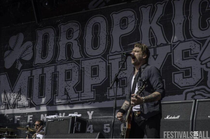 Dropkick Murphys at Sonisphere