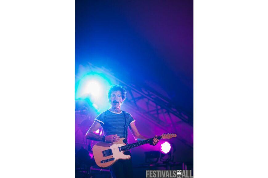 Echo & The Bunneymen at Cornbury 2013