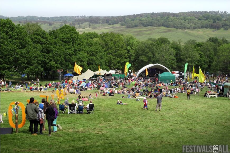 Elderflower Fields Festival 2016
