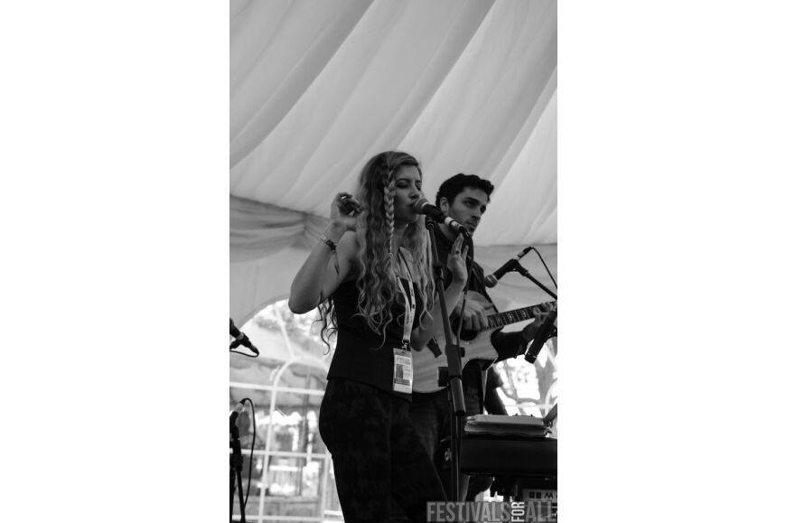Ella vs Mountain at TGE 2014