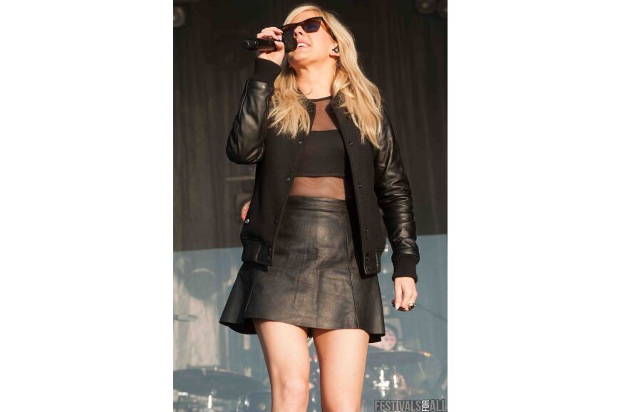 Ellie Goulding at Evolution