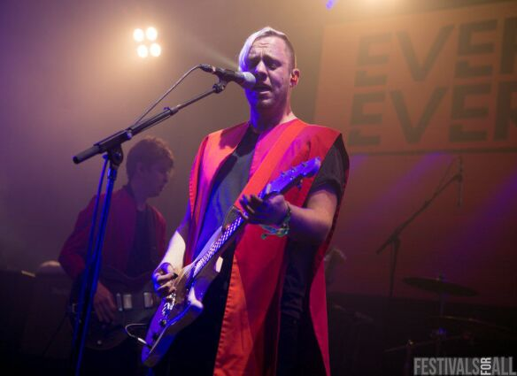 Everything Everything at Festival No 6