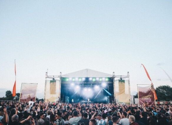 First wave of acts for Strawberries & Creem