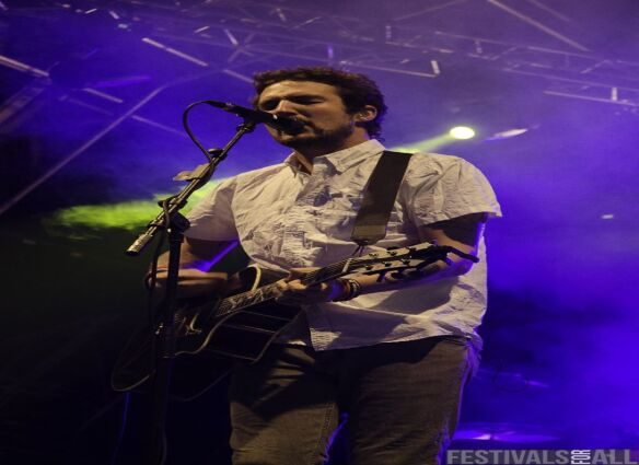 Frank Turner at 2000trees 2013