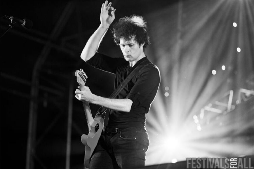 Fratellis at Brownstock 2013