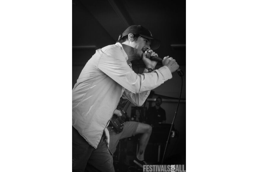 Funeral For A Friend at Takedown Festival 2014
