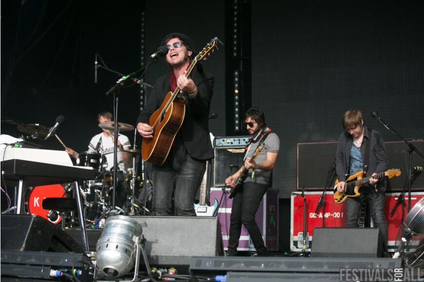 Gaz Coombes at Festicval no 6