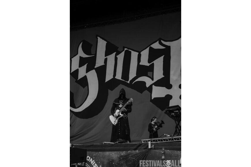 Ghost @ Sonisphere 2014