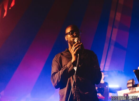 Ghostpoet at LeeFest