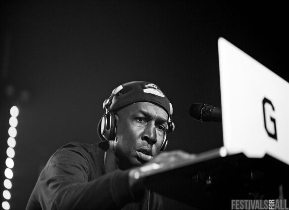 Grand Master Flash at Brownstock 2012
