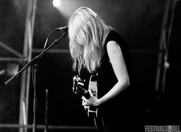 Hannah Lou Clark at Leefest presents: The Neverland 2016