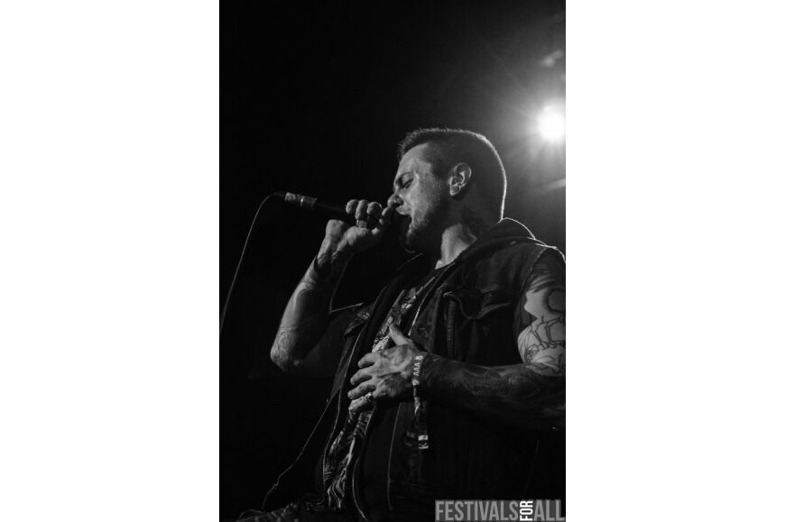 Heart of A Coward at Takedown Festival 2014
