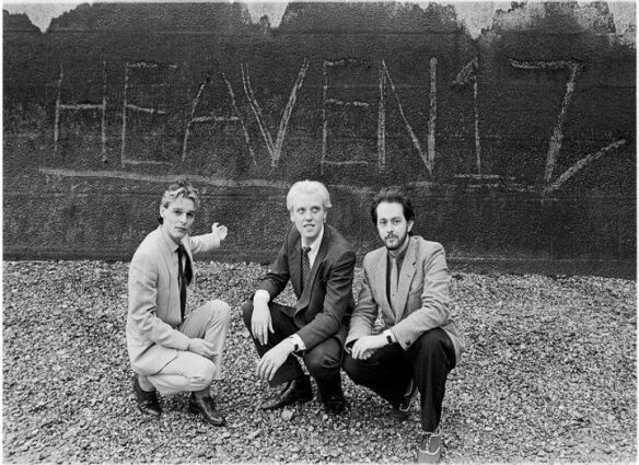 heaven 17 graffiti