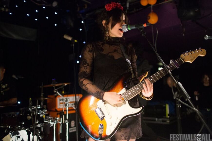 Howling Bells at Nightmare Festival