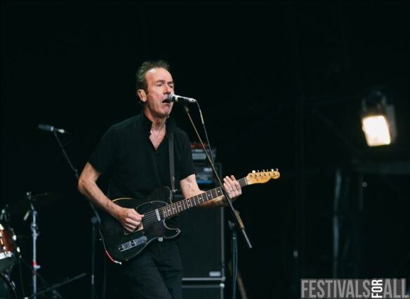 Hugh Cornwell at Cornbury 2013