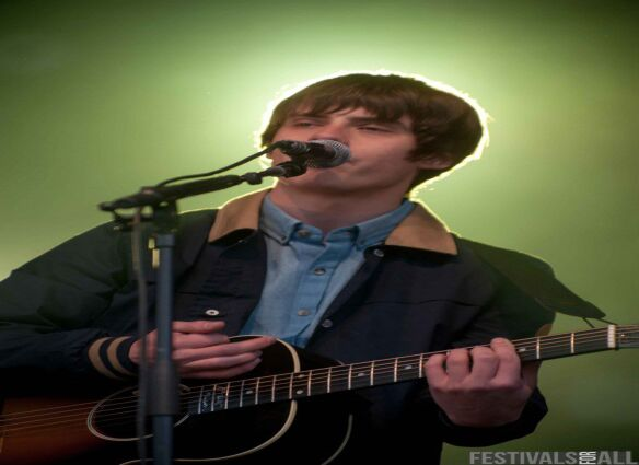 Jake Bugg at Evolution 2013
