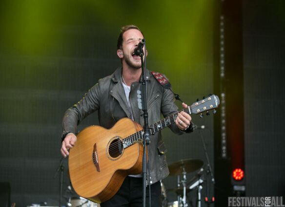 James Morrison at Festival No 6