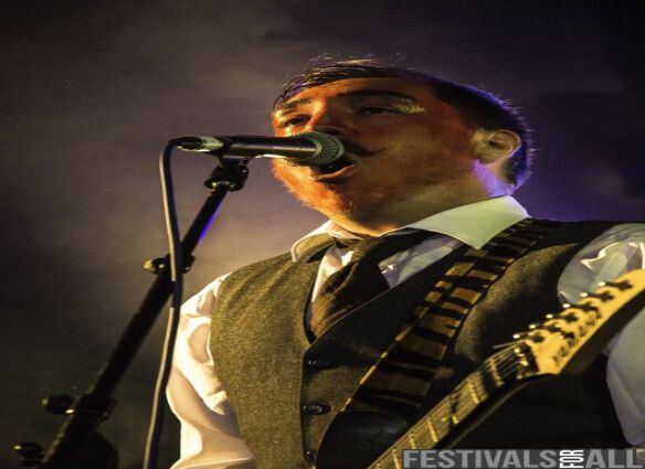 Jamie Lenman at 2000trees 2014