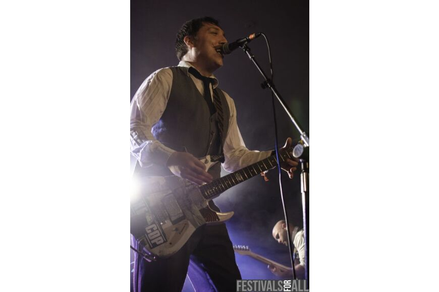 Jamie Lenman at Takedown Festival 2014